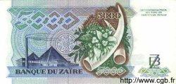 5000 Zaires ZAÏRE  1988 P.37 NEUF