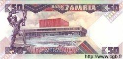 50 Kwacha ZAMBIE  1986 P.28a NEUF