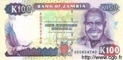 100 Kwacha ZAMBIE  1991 P.34a NEUF