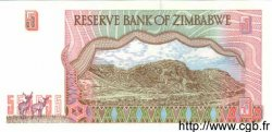 5 Dollars ZIMBABWE  1997 P.05b NEUF