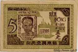 5 Dong VIET NAM  1946 P.003b TTB