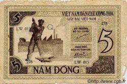 5 Dong VIET NAM  1946 P.004 B+