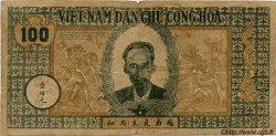 100 Dong VIET NAM  1946 P.008b pr.TB