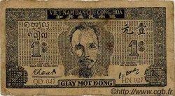 1 Dong VIET NAM  1947 P.009a TB