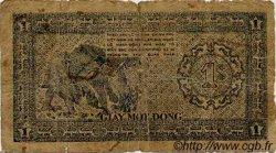 1 Dong VIET NAM  1947 P.009b B