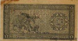 1 Dong VIET NAM  1947 P.009b TTB+