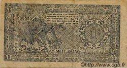 1 Dong VIET NAM  1947 P.009c TB+