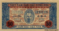 50 Dong VIET NAM  1947 P.011b SUP