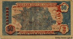 50 Dong VIET NAM  1947 P.011c TB+