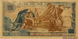 100 Dong VIET NAM  1947 P.012a pr.TB