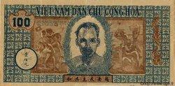 100 Dong VIET NAM  1947 P.012b TTB