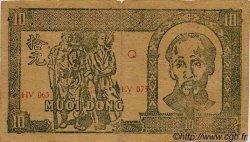 10 Dong VIET NAM  1948 P.020a TB+