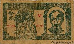 10 Dong VIET NAM  1948 P.020d pr.TB