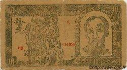 10 Dong VIET NAM  1948 P.020d TB