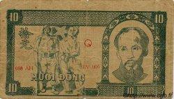 10 Dong VIET NAM  1948 P.022d TB