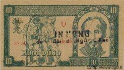 10 Dong VIET NAM  1948 P.022d SUP