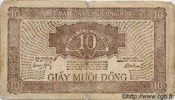 10 Dong VIET NAM  1948 P.023 B+
