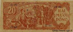 20 Dong VIET NAM  1948 P.024a TTB
