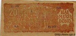 20 Dong VIET NAM  1948 P.025a TTB