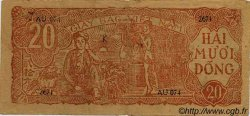 20 Dong VIET NAM  1948 P.025a B+