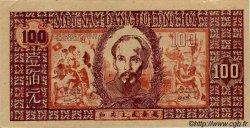 100 Dong VIET NAM  1948 P.028a SUP