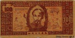 100 Dong VIET NAM  1948 P.028b TB