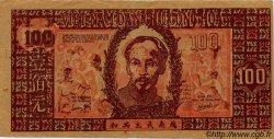 100 Dong VIET NAM  1948 P.028b TTB