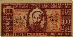 100 Dong VIET NAM  1948 P.028d TTB