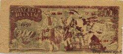 200 Dong VIET NAM  1950 P.034a pr.TB