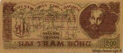 200 Dong VIET NAM  1950 P.034a TTB+
