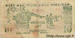 10 Dong VIET NAM  1952 P.037b TB+