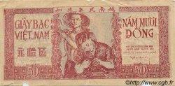 50 Dong VIET NAM  1952 P.039 TB