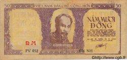 50 Dong VIET NAM  1952 P.039 TTB