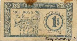 1 Dong VIET NAM  1946 P.045 pr.TB