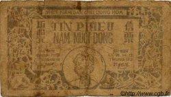 50 Dong VIET NAM  1949 P.050c B