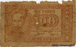 100 Dong VIET NAM  1950 P.053b B