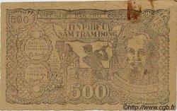 500 Dong VIET NAM  1950 P.057 TTB