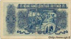 100 Dong VIET NAM  1951 P.062b TB à TTB