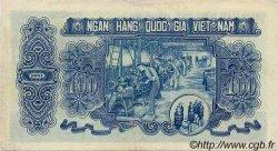 100 Dong VIET NAM  1951 P.062b SUP