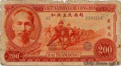 200 Dong VIET NAM  1951 P.063a B