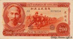 200 Dong VIET NAM  1951 P.063a SUP+