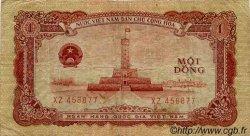 1 Dong VIET NAM  1958 P.071a TB
