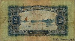 2 Dong VIET NAM  1958 P.072a pr.TB