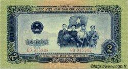 2 Dong VIET NAM  1958 P.072a TTB à SUP