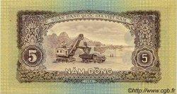 5 Dong VIET NAM  1958 P.073a SPL+