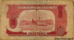 10 Dong VIET NAM  1958 P.074a TB