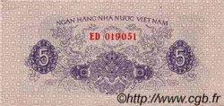 5 Xu VIET NAM  1975 P.076a SPL