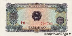 5 Hao VIET NAM  1976 P.079a SPL