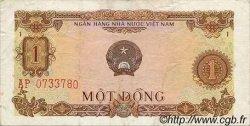 1 Dong VIET NAM  1976 P.080a TTB