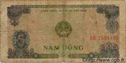 5 Dong VIET NAM  1976 P.081b TB
